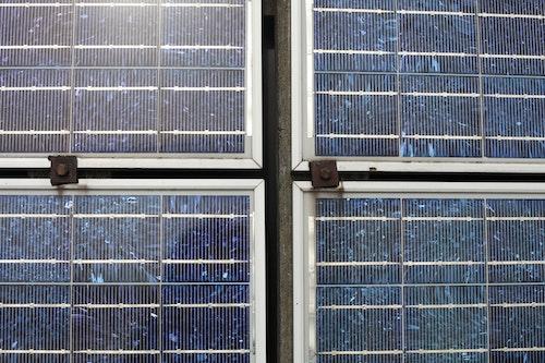 35 år gamla solpaneler från japanska Kyocera