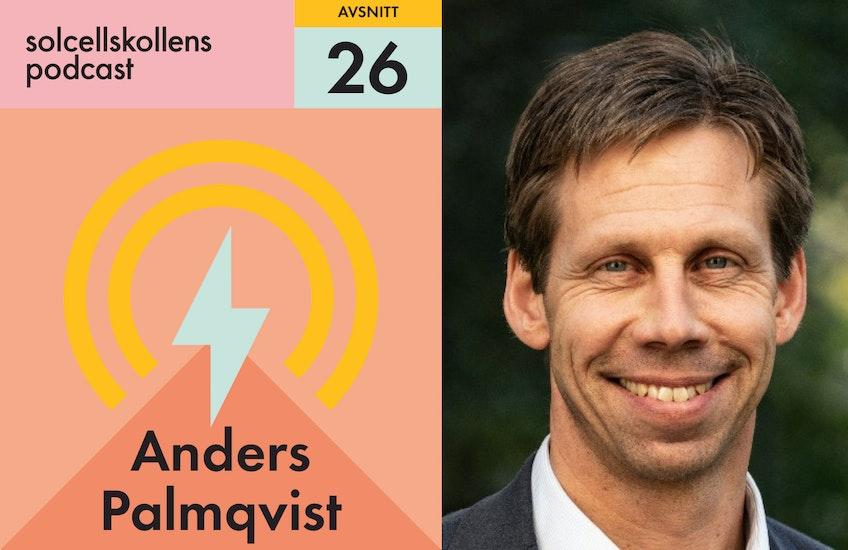 Anders Palmqvist, professor i materialkemi på Chalmers.