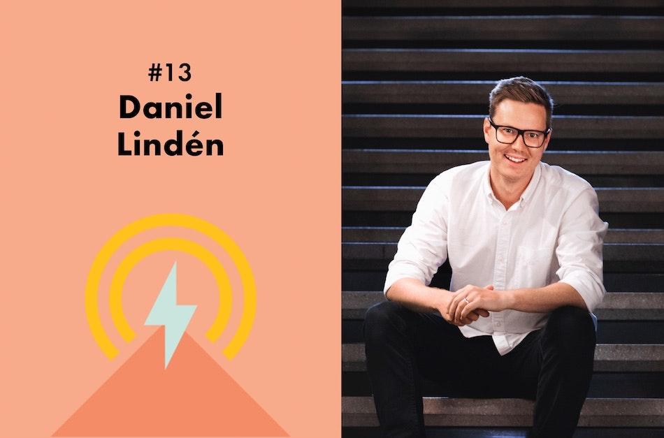 Bild på Daniel Lindén från Tibber