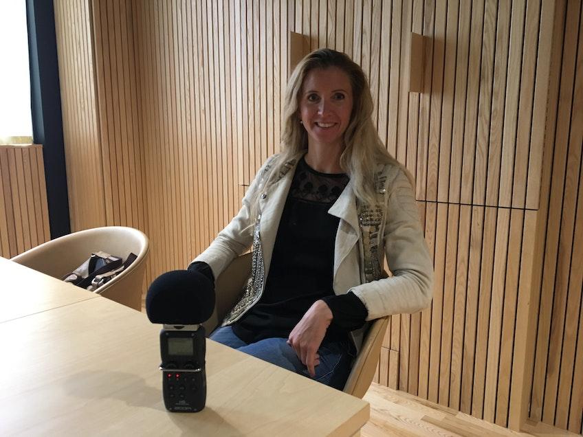 Emma Nehrenheim, miljö- och hållbarhetschef på Northvolt.