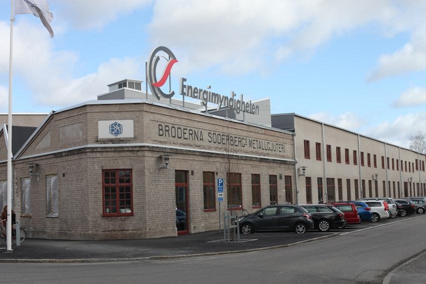 Energimyndighetens lokaler i Eskilstuna