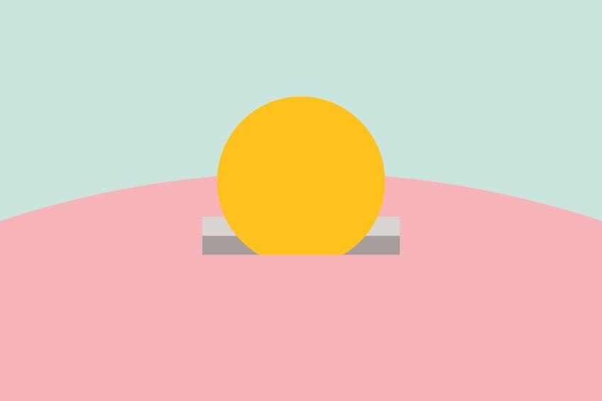 En stiliserad illustration av en spargris med syfte att illustrera det höjda solcellsstödet
