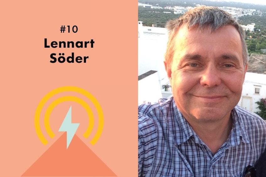 Bild på Lennart Söder