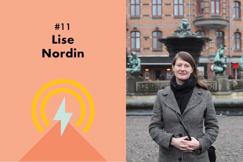 Bild på Lise Nordin