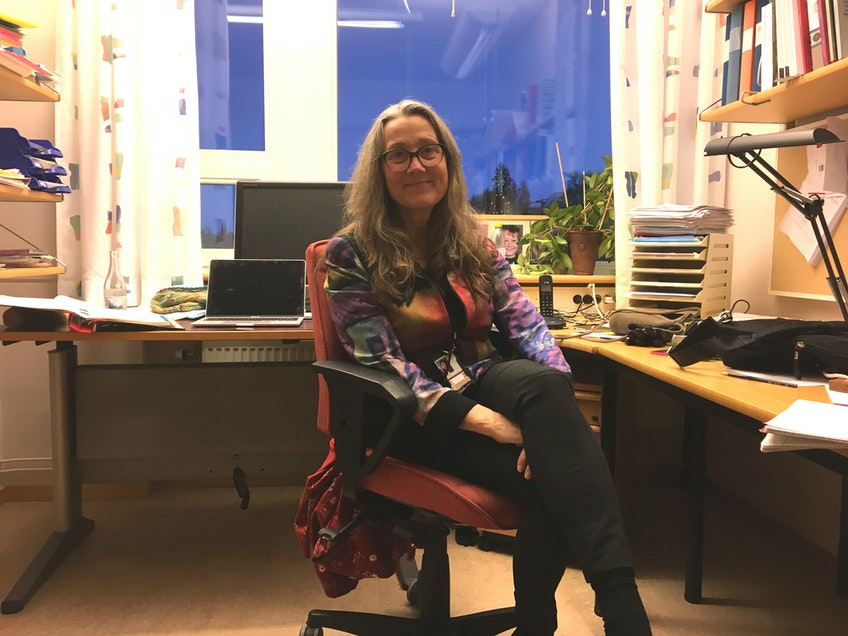 Marika Edoff, Uppsala universitet