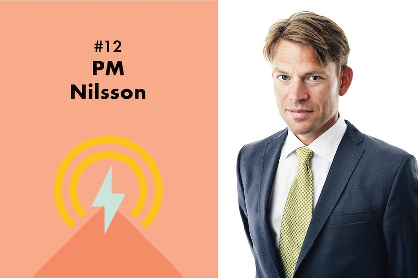 Bild på PM Nilsson