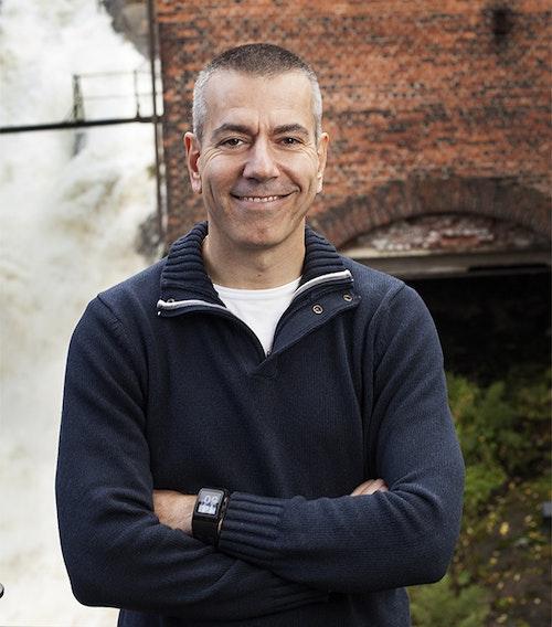 Thomas Unger, energisystemexpert på energikonsultföretaget Profu