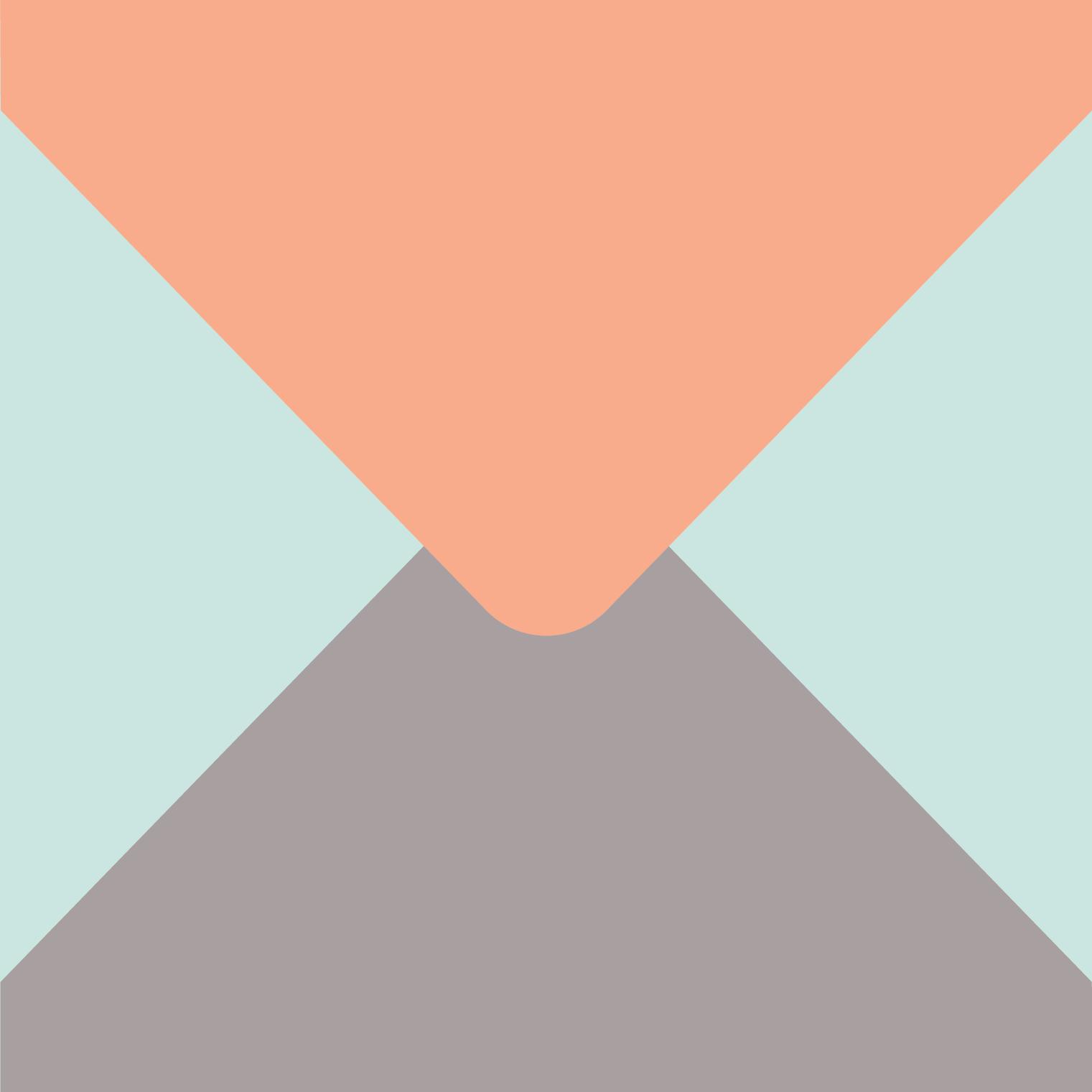 illustration av ett brev