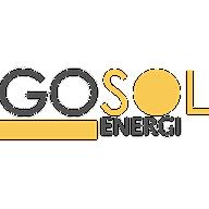 Företagslogotyp för GoSolenergi