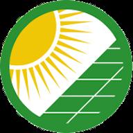 Företagslogotyp för Grön Sol