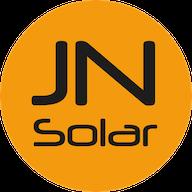 Företagslogotyp för JN Solar